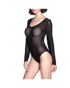 Caresse transparante body tule