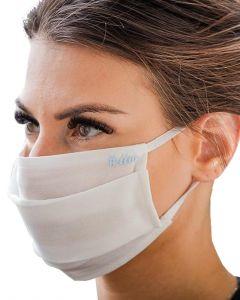 Herbruikbaar mondkapje met non-woven filter