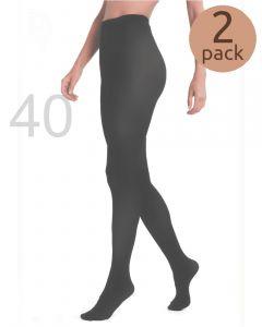 Hudson panty Simply 40 2-pack