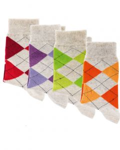 Topsocks damessokken Argyle