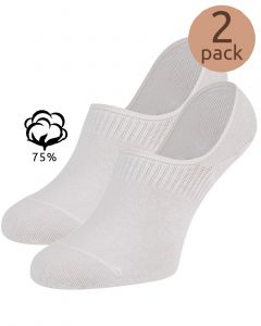Topsocks invisible sneaker 2-pack