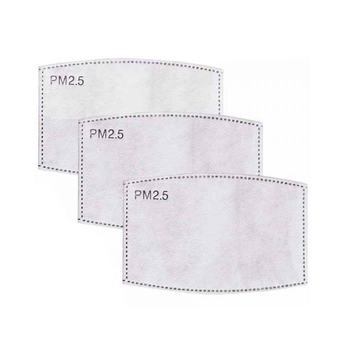 PM2.5 filters voor mondkapjes 10-pack