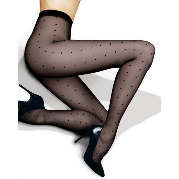 Stippenpanty dots 40