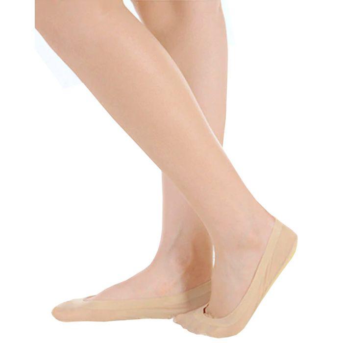 Topsocks footies ice silk comfort